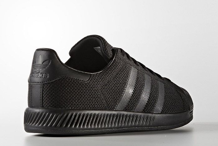 Adidas Superstar Bounce Black 3