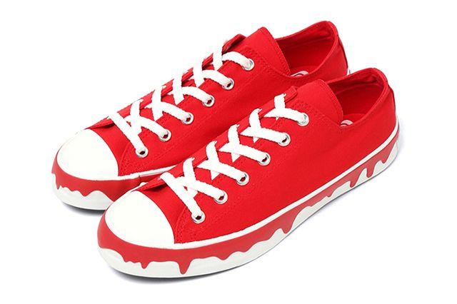 Bbc Icecream Drippy Sneaker Back