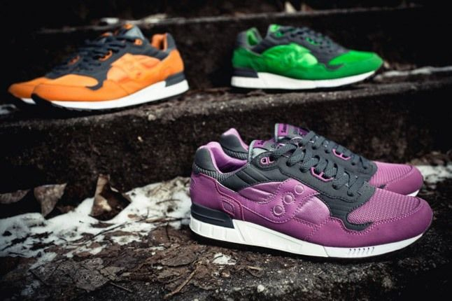 Saucony X Solebox Three Brothers Part 2 Pack Shot 1