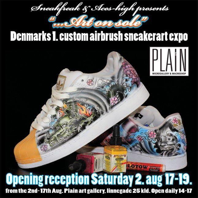Danish Custom Sneaker Expo 1