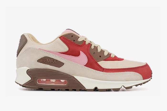 Dqm Nike Air Max 90 Bacon 2020 Lateral Side Shot