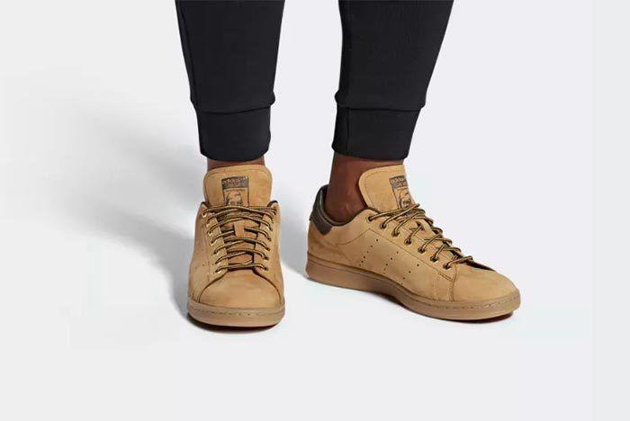 Adidas Stan Smith Wp Wheat 1