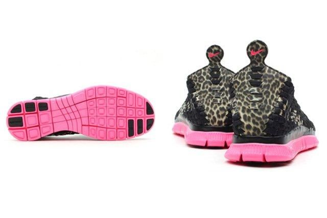 Nike Free Woven Atmos Exclusive Animal Camo Pack 21
