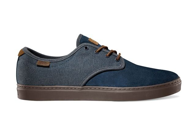Vans Otw Collection Ludlow Boot Navy Gum Fall 2013