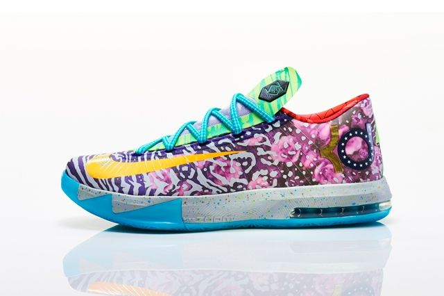 Nike What The Kd Vi 10
