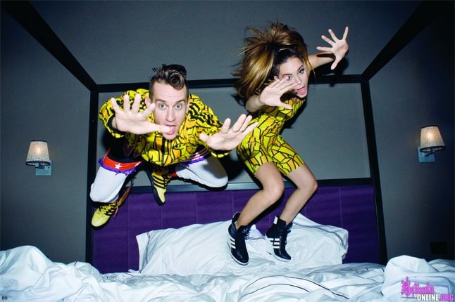Jeremy Scott Adidas Nylon 3 1
