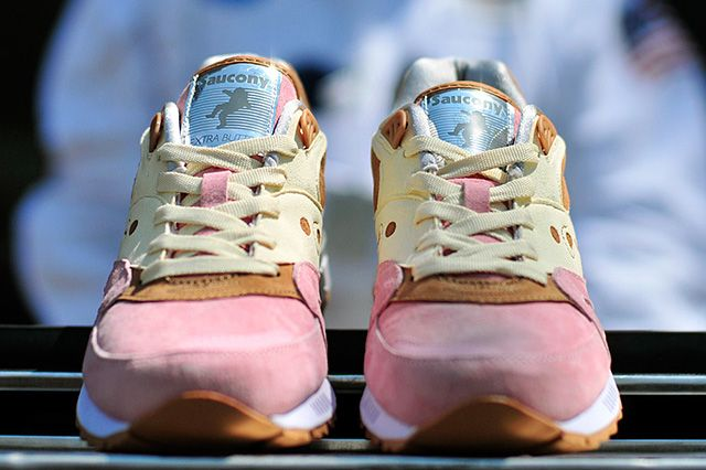Eb X Saucony Shadow Master Space Snack 1