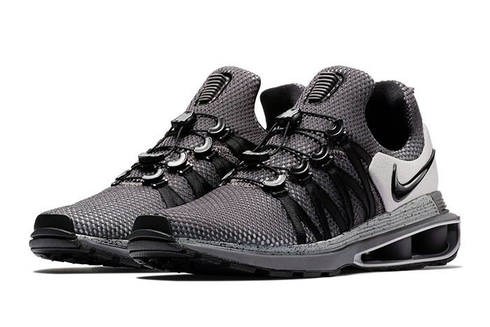 Nike Shoxgravity Grey 3