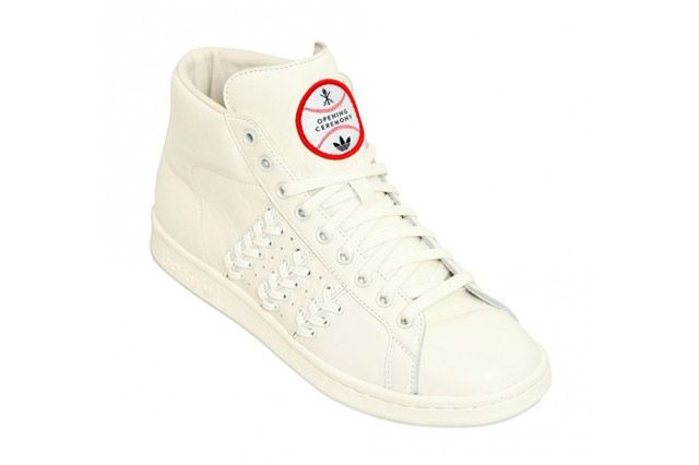 Adidas By Opening Ceremony Baseball Stan Smith Wht Perspective