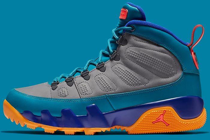 Nike Air Jordan 9 Boot Release 5