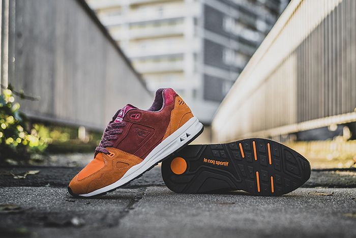 Hanon X Le Coq Sportiff Lcs R1000 French Jersey9