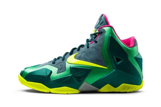 Nike Lebron 11 Kids T Rex 12