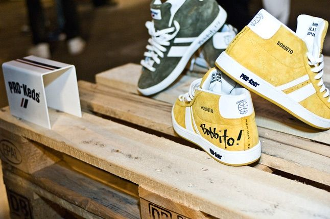 Sneakerness Bobbito Garcia Pro Keds 2