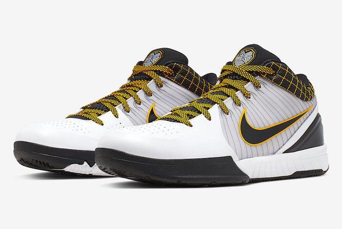 Nike Kobe 4 Protro Del Sole Left