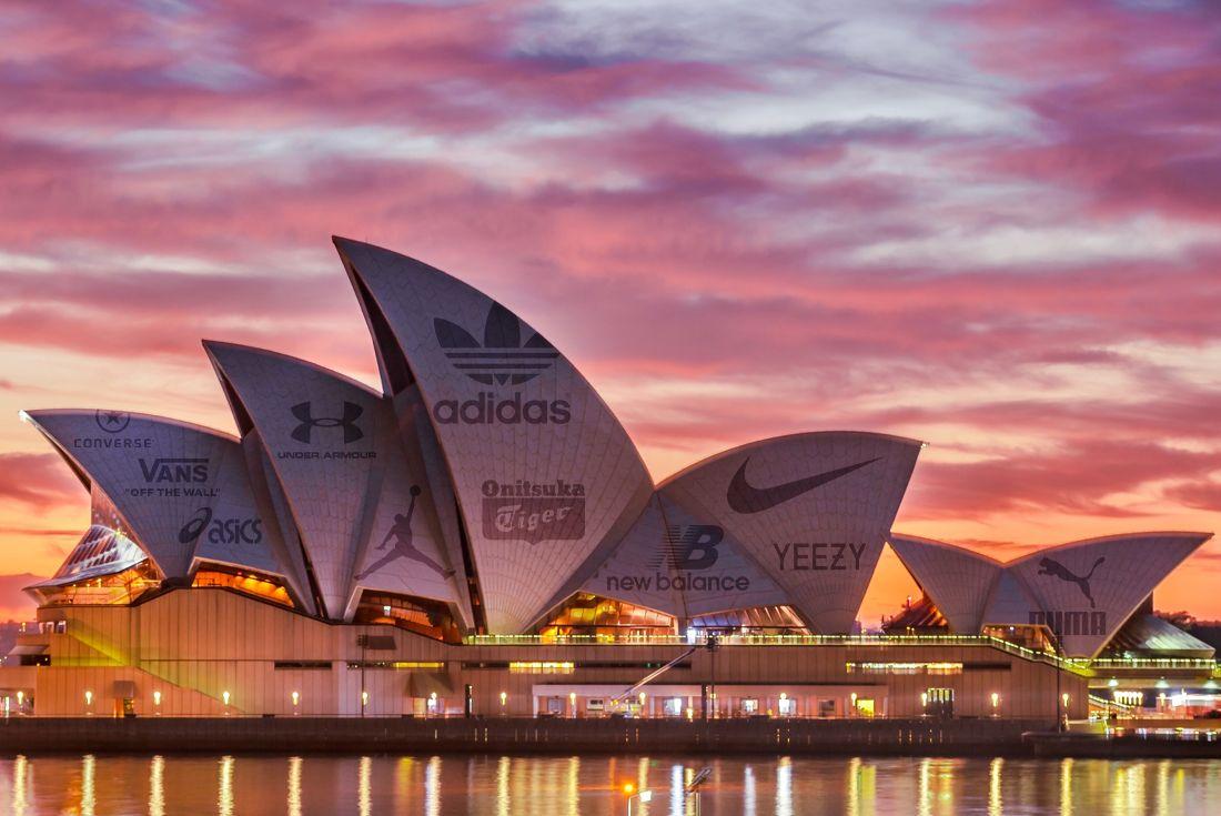 Sydney Best Sneaker Stores Opera House Header