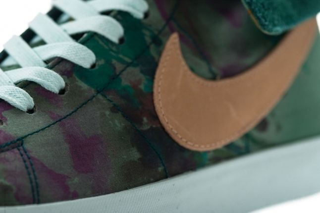 Nike Blazer High Roll Liberty Midfoot Detail 1