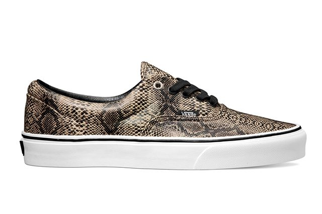 Vans Classics 2014 Snake Collection