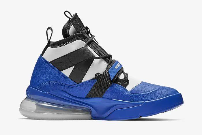 Nike Air Force 270 Utility Racer Blue Medial