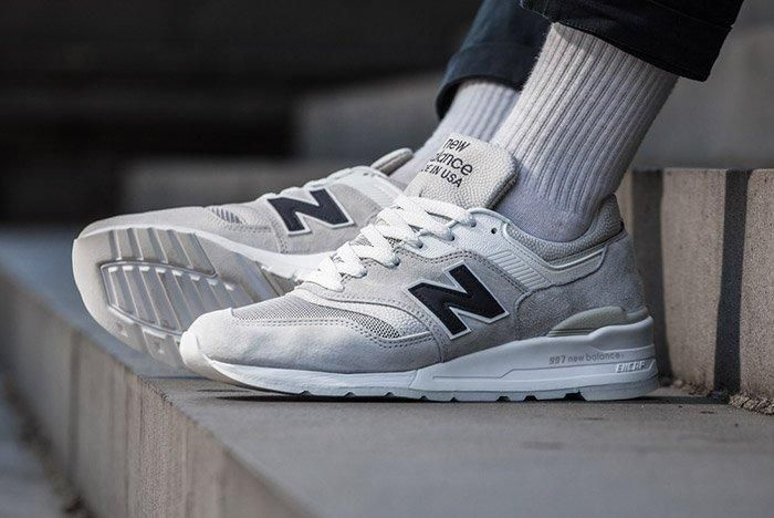 New Balance 997 Made In Usa Off White 8