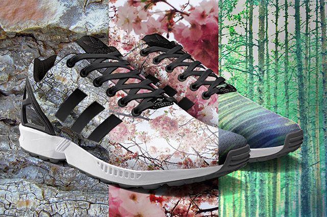 Zx Flux Set To Hit Mi Adidas With Photo Print Option