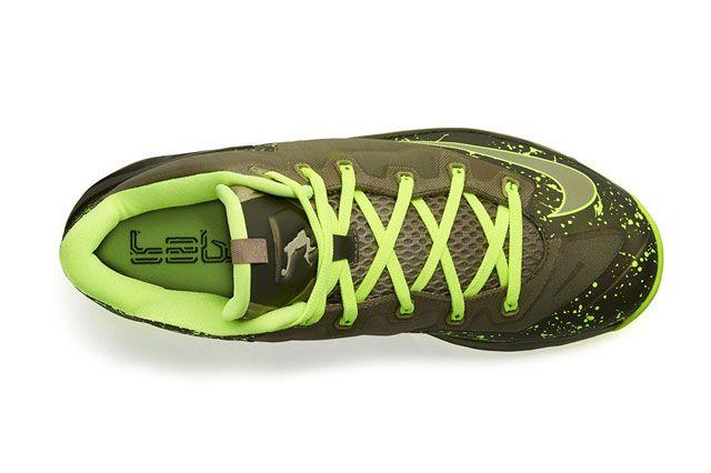 Nike Lebron 11 Low Dunkman Topview