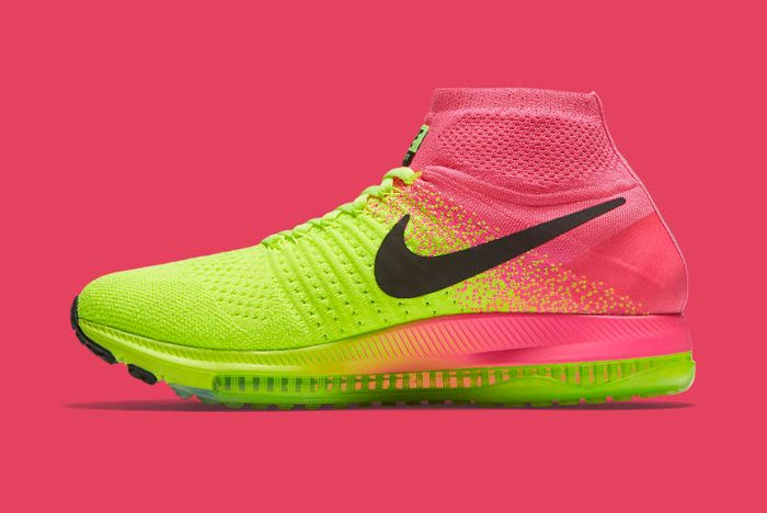 Nike Zoom All Out Flyknit 4