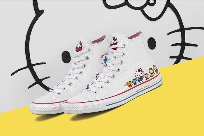 Converse Hello Kitty Chuck Taylor