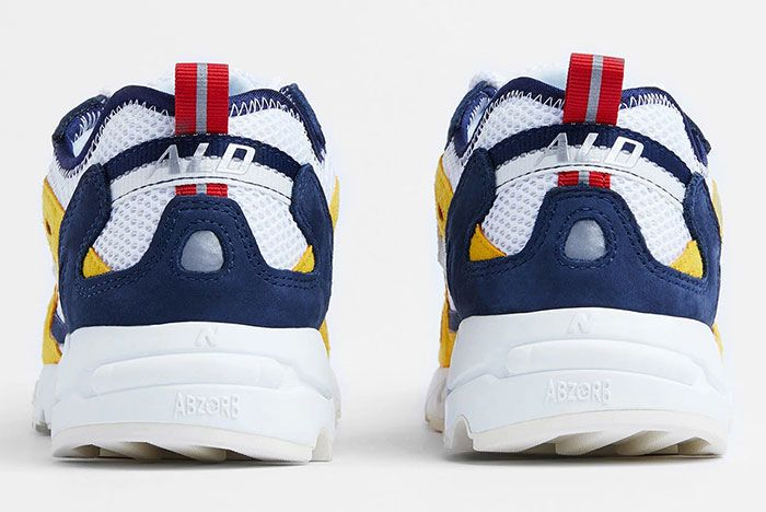 Aime Leon Dore New Balance 827 Yellow 3 Official