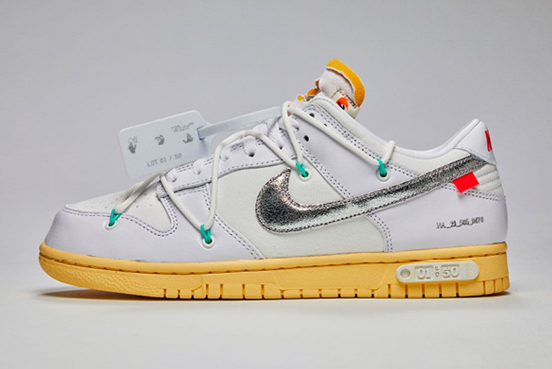 Off White Nike Dunk The 50