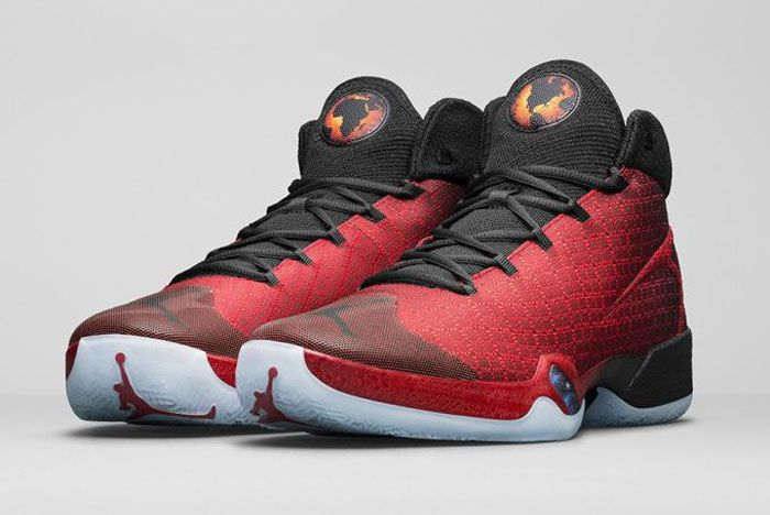 Air Jordan Xxx Gym Red 6