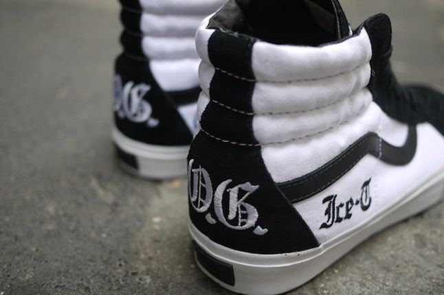 Ice T Vans Syndicate Rhyme Syndicate Pack 1