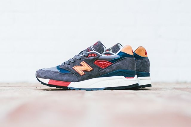 New Balance 997 Distinct Mid Century Modern Bump 5