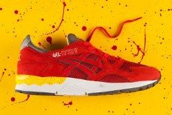Asics Gel Lyte V Fiery Red Yellow Thumb