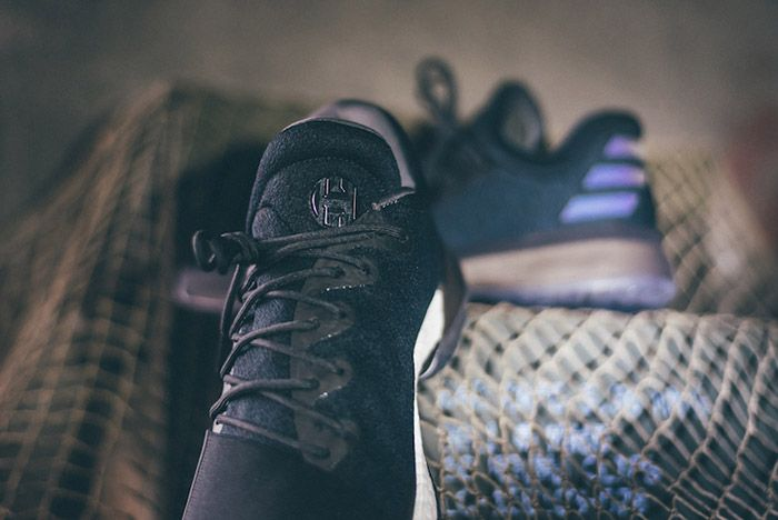 Adidas Hardel Vol 1 Dark Ops Black Xeno 2