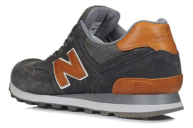 New Balance 574 Heel 1
