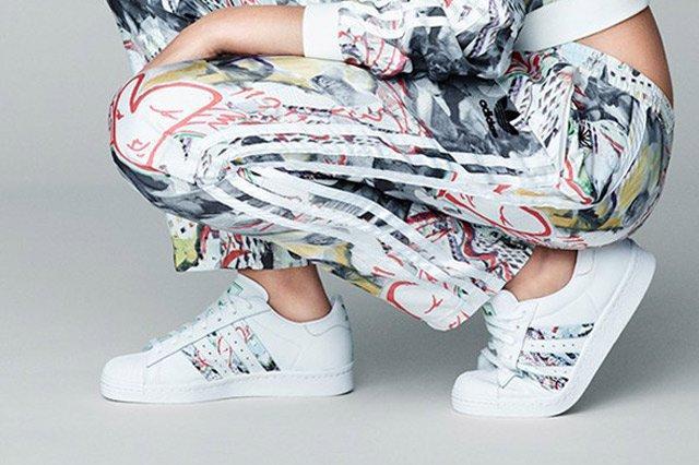 Topshop Adidas Superstar 2