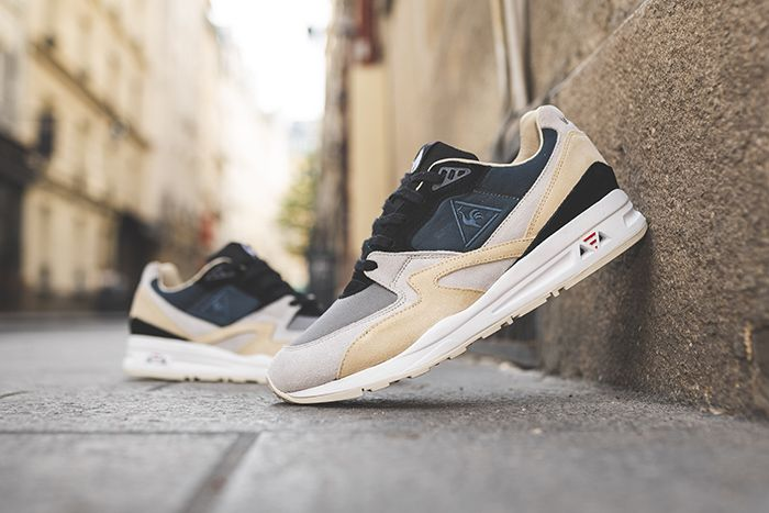 Hanon Le Coq Sportif R800 The Good Agreement Release Date Pair