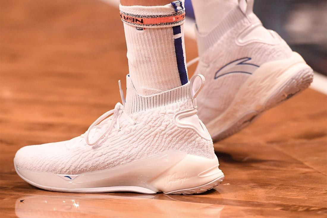 The Steeziest Nba Sneaker Moments From October 3