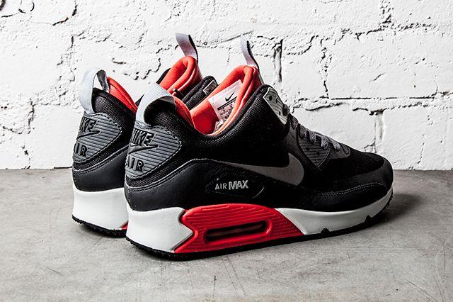 Nike Air Max 90 Mid Light Crimson 4
