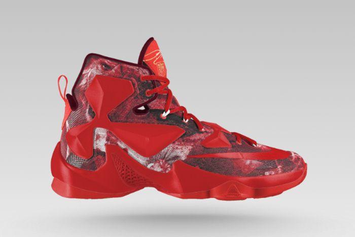 Nike Lebron 13 25K 3