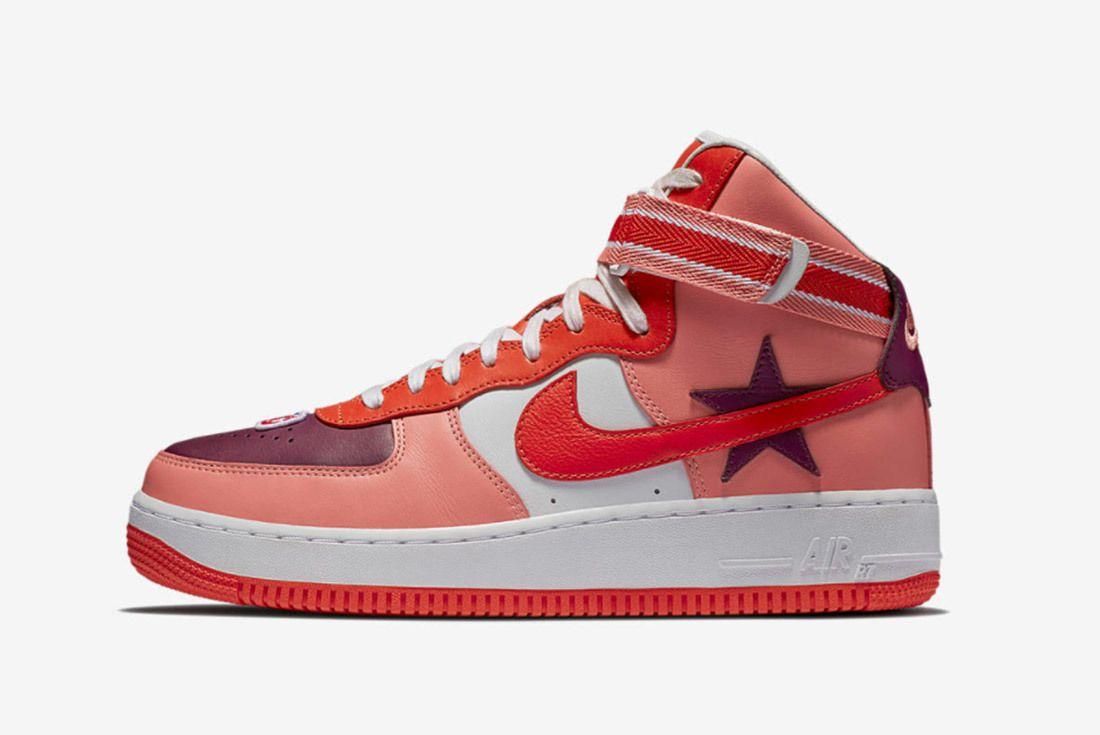 Riccardo Tisci Nike Air Force 1 High 4