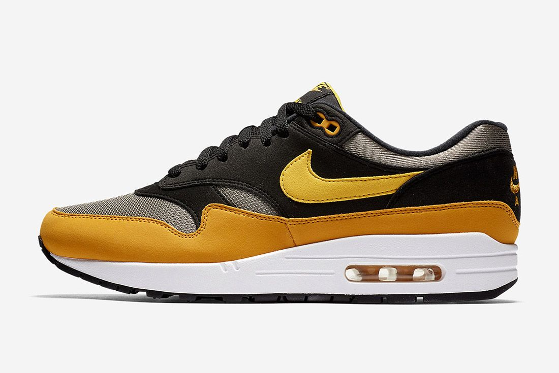 Nike Air Max 1 Elemental Yellow Ah8145 001 Sneaker Freaker 3