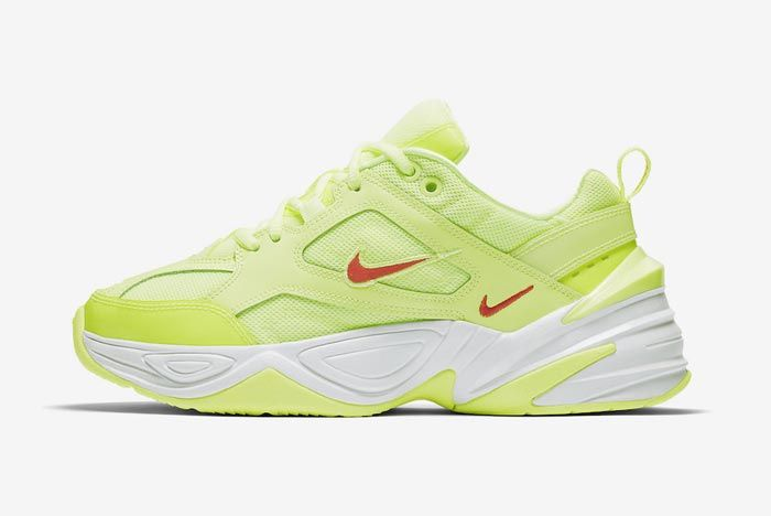Nike M2K Tekno Barely Volt Lateral