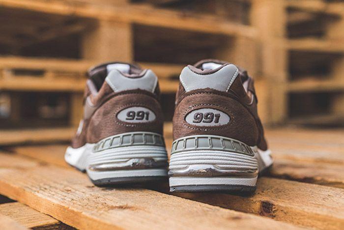 New Balance 991 Brown 2