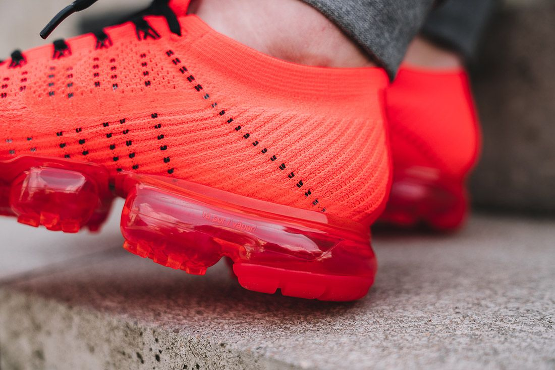 Nike Air Vapormax Clot Red 3