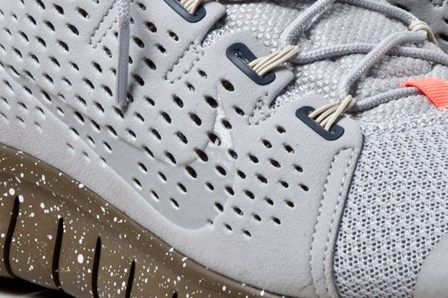 Nike Free Powerlines 2 Grey Blue Det 1