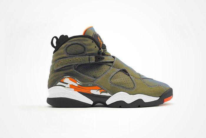 Undefeated X Air Jordan 8