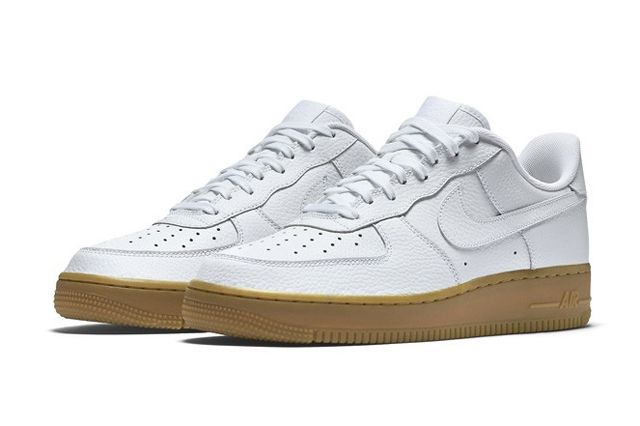 Nike Af1 White Gum 3