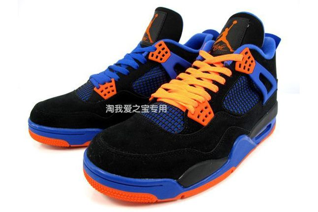 Air Jordan 4 Knicks 01 1