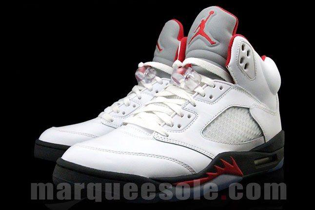 Fire Red Jordan 1